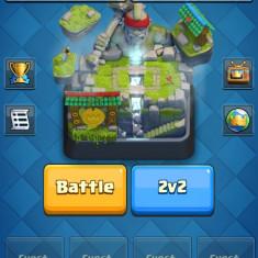 Cont clash royale arena 10 level 10 - Joc board game Cobi