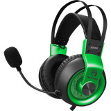 Casti Gaming Marvo Hg9035 Usb Virtual 7.1 Green