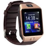 Ceas Smartwatch cu Telefon iUni S30 Plus, BT, Camera 1,3 Mpx, Auriu