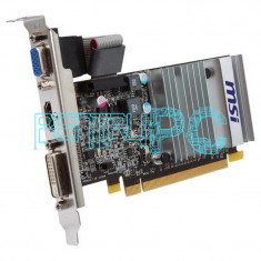 PROMO! Placa video MSI Radeon HD5450 1GB DDR3 64-Bit VGA DVI HDMI GARANTIE! - Placa video PC Msi, PCI Express, AMD
