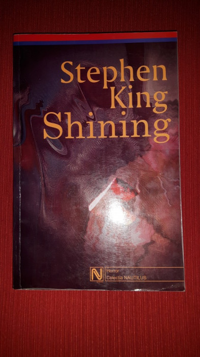 Shining - Stephen King foto mare