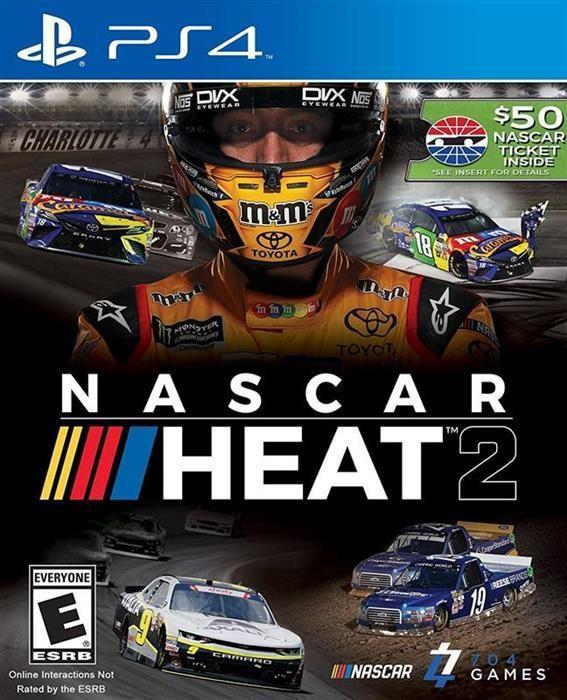 Nascar Heat 2 Ps4