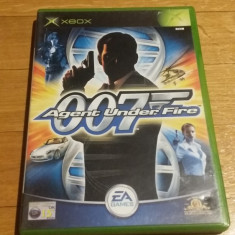 JOC XBOX clasic 007 Agent under fire ORIGINAL PAL / STOC REAL / by DARK WADDER - Jocuri Xbox Ubisoft, Actiune, 16+, Single player