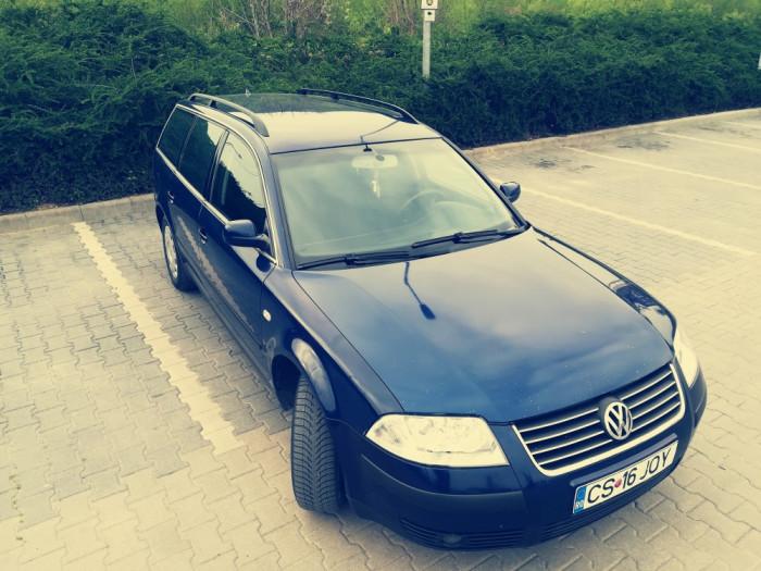 Volkswagen Passat Variant, 1.9 Tdi, 101 CP, 2004