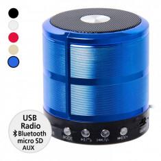 Mini boxa portabila bluetooth Magic Music Ideal Gift