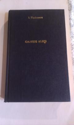 OAMENI  ALESI ,2 VOLUME . foto