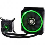 Cooler procesor ID-Cooling Icekimo 120G , Sistem preumplut cu lichid , Compatibil Intel si AMD