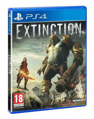 Extinction Ps4 foto
