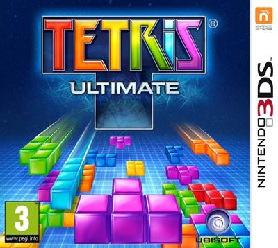 Tetris Ultimate Nintendo 3Ds foto