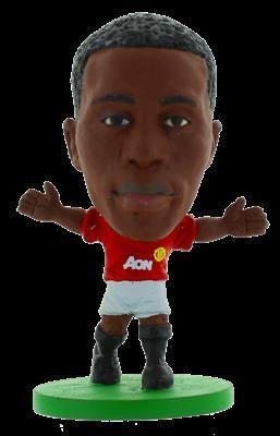 Figurina Soccerstarz Manchester United Fc Wilfred Zaha 2014 foto mare
