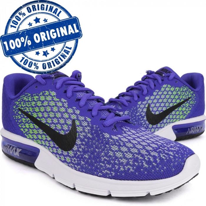 Pantofi sport Nike Air Max Sequent 2 pentru barbati - adidasi originali