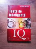 Teste De Inteligenta -  Russell Carter