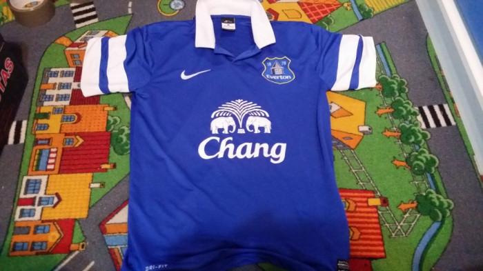 Everton-tricou fotbal, Nike foto mare