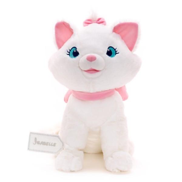 Mascota De Plus Pisicile Aristocrate - Marie 32 Cm foto mare