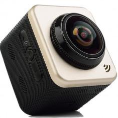 Camera sport iUni Dare CUBE360S Wifi, 1080P, 360 grade, Panoramic, VR Video - Camera Video Actiune iUni, Card de memorie