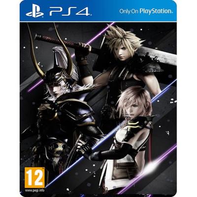 Dissidia Final Fantasy Nt Limited Edition Ps4 foto
