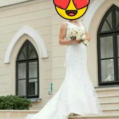 Rochie de mireasa Avangarde Brides, Marime: 36, Culoare: Ivoire
