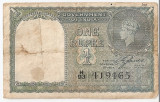 INDIA 1 RUPEE 1940 U