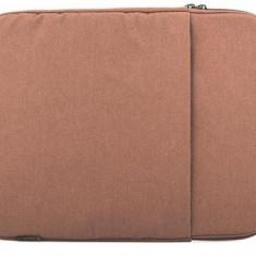 Husa laptop Logic Plush 14, 12-14inch (Maro)