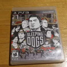 Cumpara ieftin PS3 Sleeping dogs - joc original by WADDER
