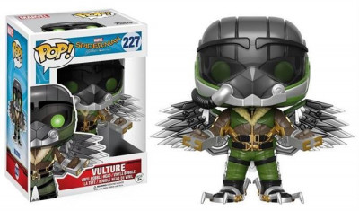 Figurina Pop! Marvel: Spider-Man Homecoming The Vulture foto