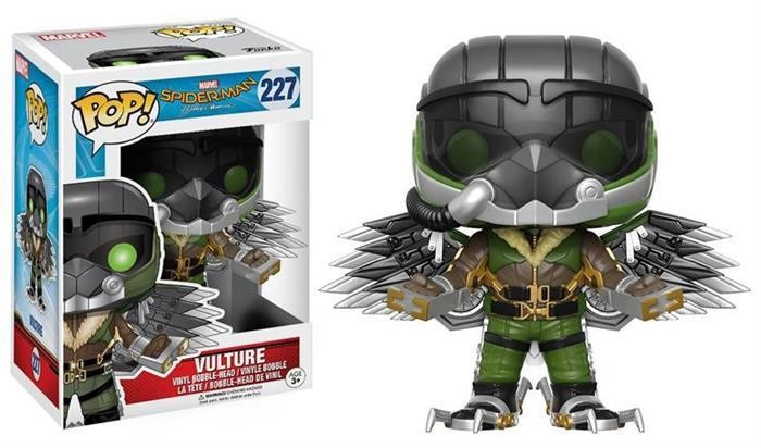Figurina Pop! Marvel: Spider-Man Homecoming The Vulture foto mare