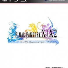 Final Fantasy X/X-2 Hd Remaster Ps3 - Jocuri PS3 Square Enix