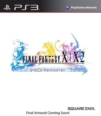 Final Fantasy X/X-2 Hd Remaster Ps3 foto