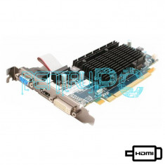 Promotie! Placa video ATI Radeon HD4350 512MB DDR2 64-Bit VGA DVI HDMI GARANTIE! - Placa video PC ATI Technologies, PCI Express, 1 GB