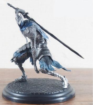 Figurina Knight Artorias Dark Souls 19 cm foto