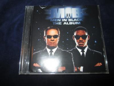 various - Men In Black . The Album _ CD,album _ Columbia(Europa,1997) foto