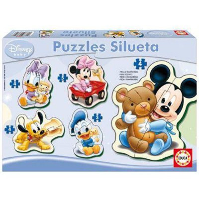 Puzzle Baby Mickey Mouse foto