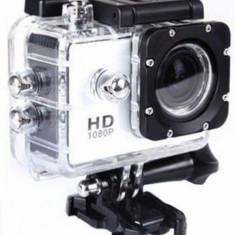 Camera Sport iUni Dare 50i HD 1080P, 12M, Waterproof, Alb - Camera Video Actiune