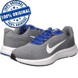 Pantofi sport Nike Runallday pentru barbati - adidasi originali - panza, 40, 42, 44, 44.5, 45, Gri, Textil
