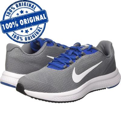 Pantofi sport Nike Runallday pentru barbati - adidasi originali - panza foto