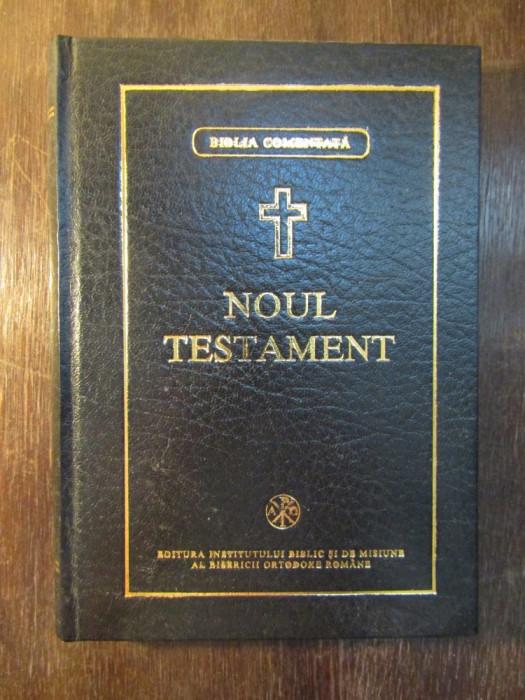 NOUL TESTAMENT COMENTAT (1995) foto mare