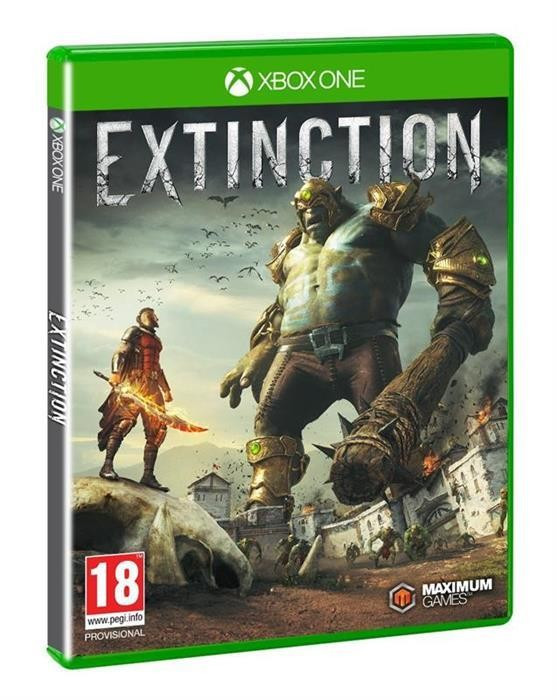 Extinction Xbox One foto mare