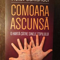 """Comoara ascunsa: o harta catre sinele copilului"""" -Violet Oaklander"""