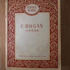 "C. HOGAS- OPERE- COECTIA ""CLASICII ROMANI"""