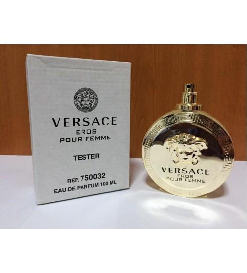 Parfum tester VERSACE EROS POUR FEMME 100ml