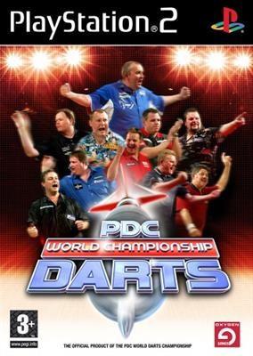 Pdc World Championship Darts Ps2 foto