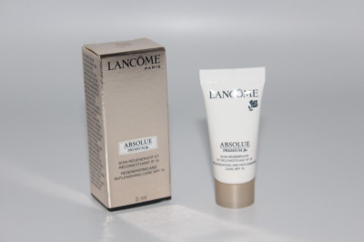Crema de zi pentru fata Lancome Absolue Premium Gramaj 5 ml foto