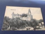 Hunedoara Castel 1909, Circulata, Fotografie