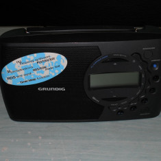 Radio Grunding Ocean Boy 501 - Aparat radio Grundig, Digital, 0-40 W