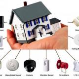 Instalare camere de supraveghere/sisteme de alarma/detectie incendiu iUni