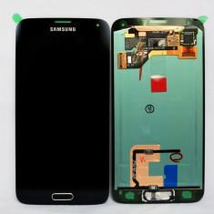 Display Samsung Galaxy S5 negru compatibil