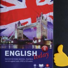 English Today vol 4, litera