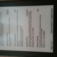 Ebook Reader Amazon Kindle 4th gen D01100 2GB Wi-Fi 6in ebook, 6 inch