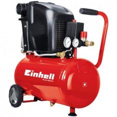 Compresor aer pe ulei Einhell TE-AC 230/24, 8 Bar, 24 L - Compresor electric Einhell, Compresoare cu piston