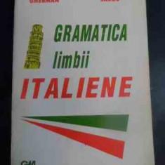 Gramatica Limbii Italiene - Haritina Gherman Rodica Sarbu, 542156 - Curs Limba Italiana